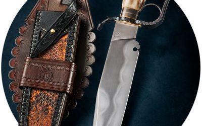 stephen nowacki knife and sheath