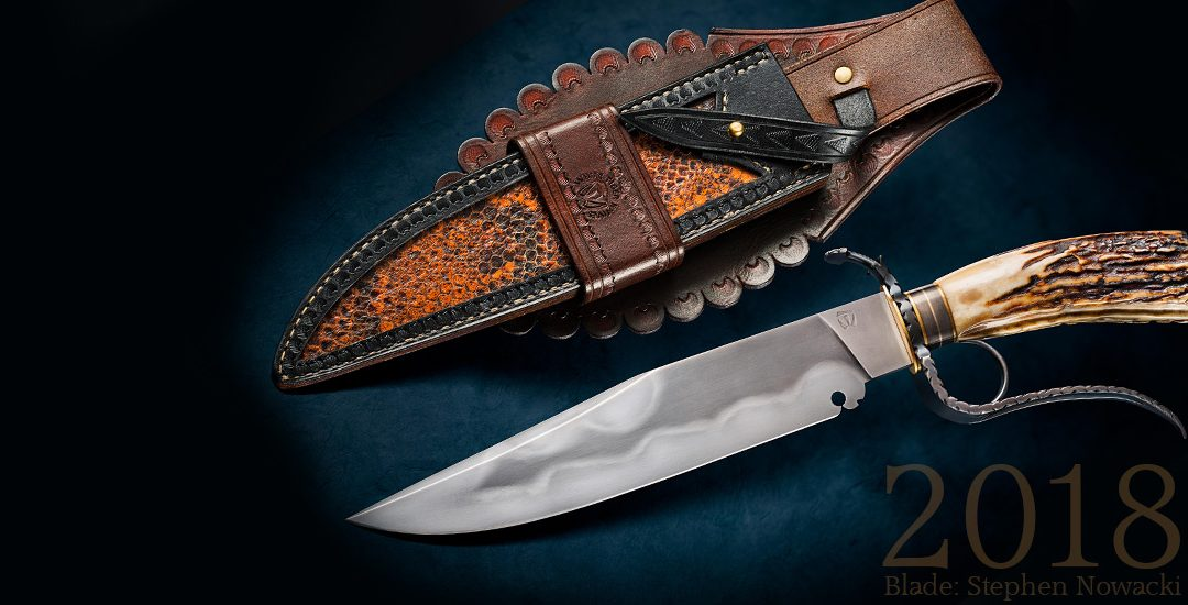 Knives UK Show leaflet