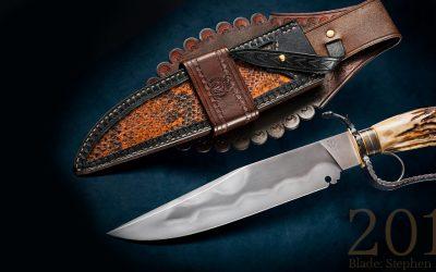 Knives UK Show leaflet