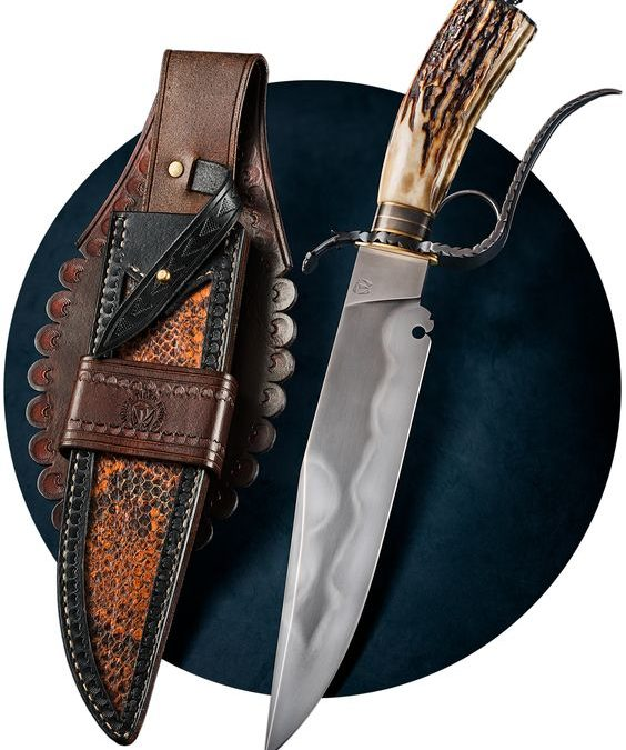 Stephen Nowacki Knife