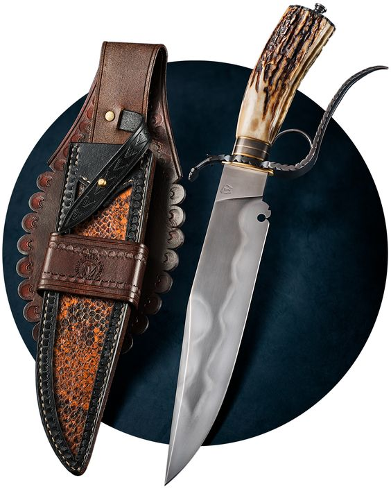 stephen nowacki knife and sheath